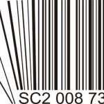 código de barras 40 años