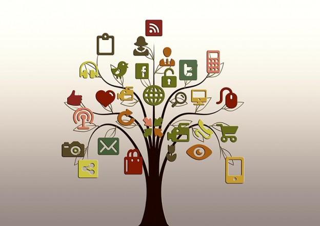 Redes sociales - Unagras