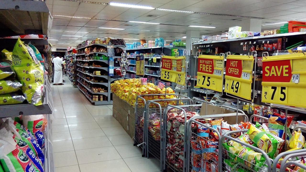 Supermercados en España