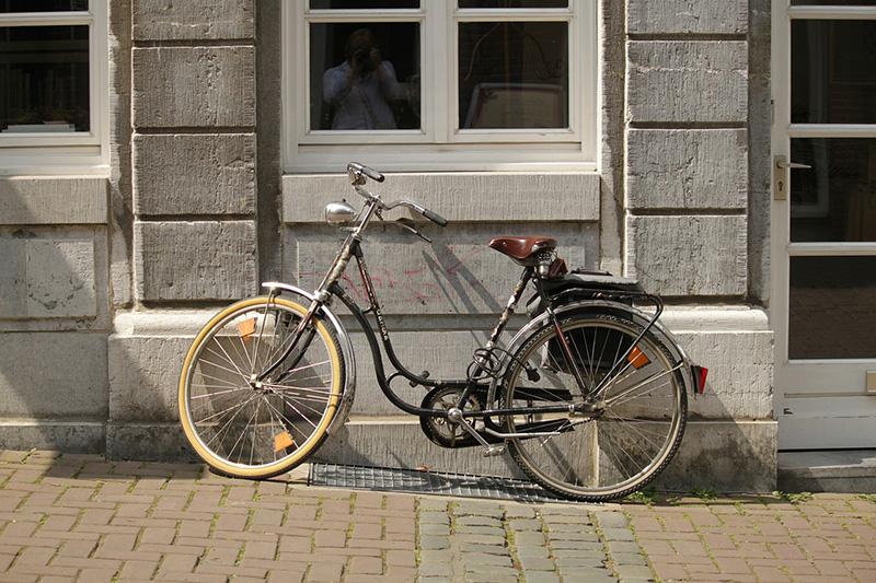 la bicicleta y la ciudad