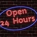 supermercados 24 horas