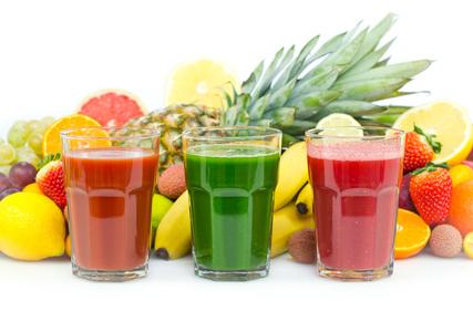 zumos y néctares