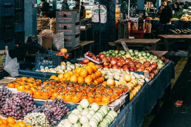 distribución de alimentos en España