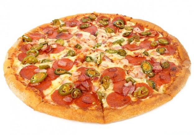 Pizzas y congelados