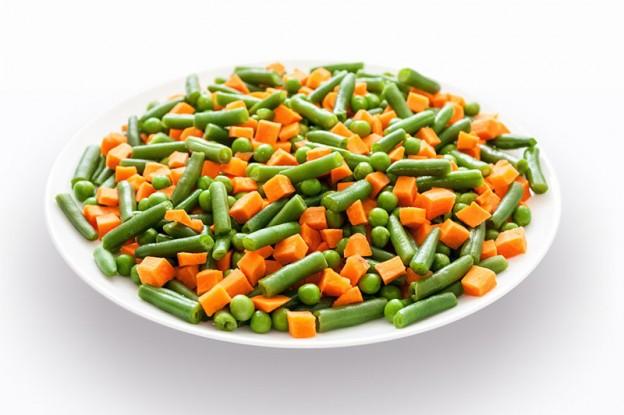 Verduras congeladas - Blog Unagras