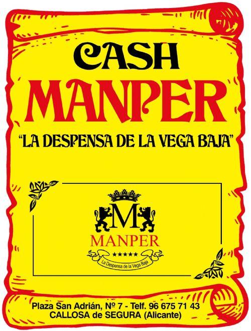 logo cash manper